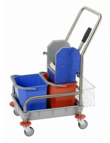 Mop trolley