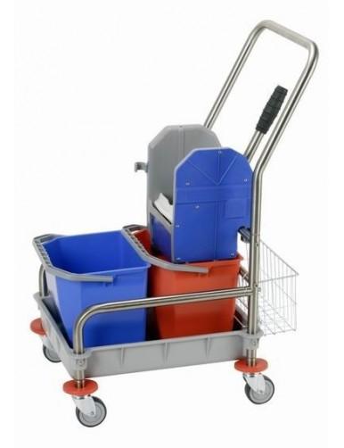 Chariots de lavage