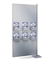 DISPLAY STAND PARTITION SCREEN