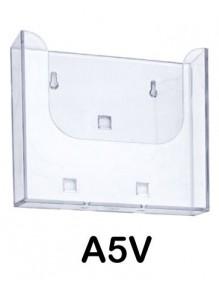 Expositor portafolletos A5V