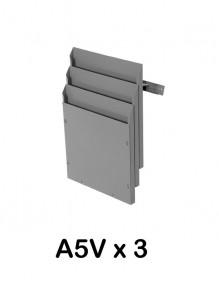 Display stand A5V 3 departaments