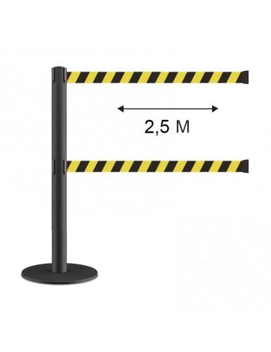 "EXTENDABLE POST 2,5 meters "" standard "" "" POST series """