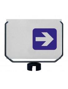 Indicador portadocumentos A4 horizontal