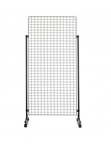 Expositor con Panel de malla