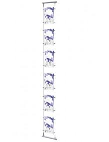 Expositores para agencias inmobiliarias -A4V 6 Dptos