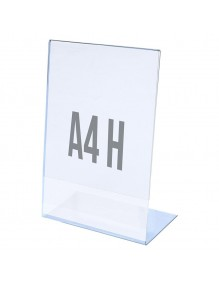 Tabletop A4H display stand