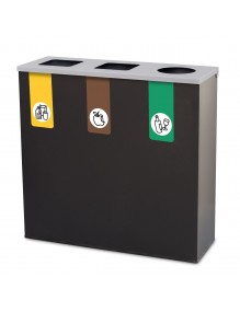 Wastepaper basket 78 Liters