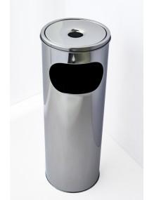 Papelera cenicero ECO 56,5 x 14,7 cm.