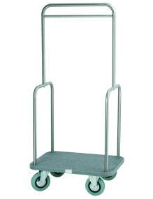 Luggage trolley. Small model