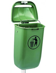 50L. Waste Bin Without Pole