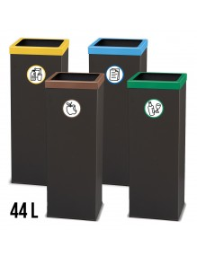 Wastepaper basket 44 Liters...