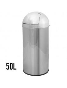 Wastepaper basket 50 Liters - 76,5 x 34,5 cm.