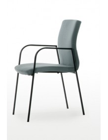 Four-legged visitor chair