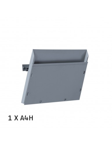 Expositor de pared A4H 1 Dpto.