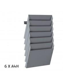Display stand A4H 6 departaments