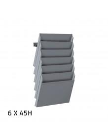 Display stand A5H 6 departaments