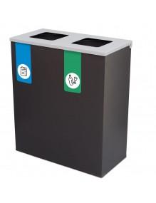 Wastepaper basket 70 Liters