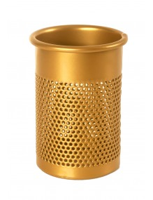Pencil holder  (Color GOLD)