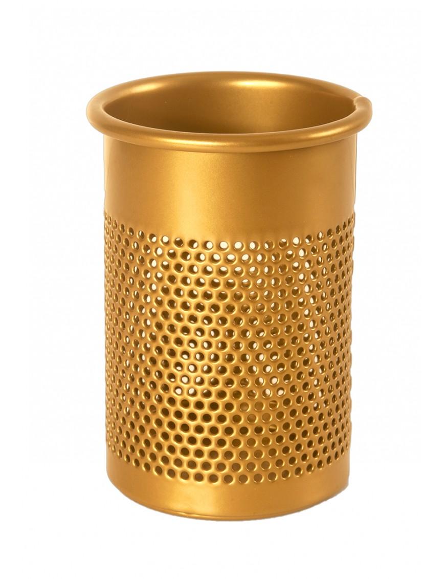 Pencil holder  (Color GOLD)