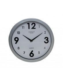 Wall clock - White