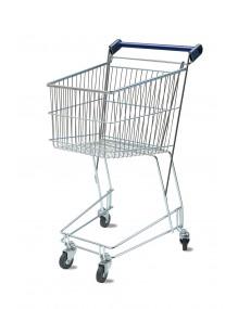 Chariot de supermarché de 50 litres