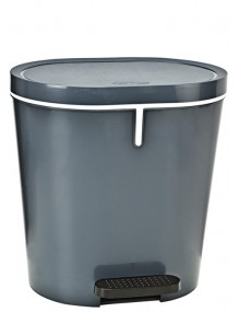 Garbage container with pedal 8 Liters