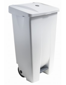 Container with pedal -120 Liters