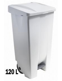 120 liter container with pedal