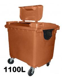 Contenedor industrial 1100 Litros