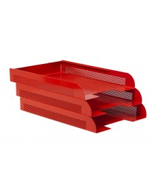 Stackable document tray (7 colors)