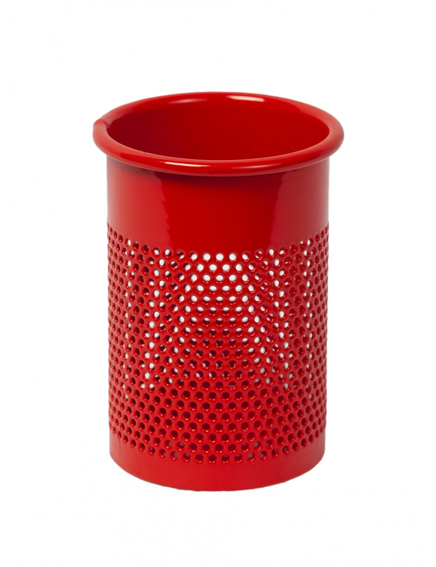 Pencil holder (Red)