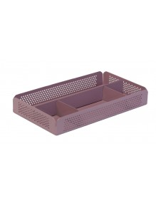 Compartmented tray / Case (8 colors)