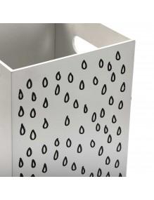 Wooden umbrella stand