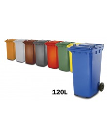 Industrial container 120L. (8 models)