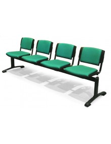 4 Seater bench / upholstered