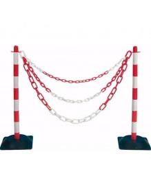 Plastic chain separator post  - ( 1 post )