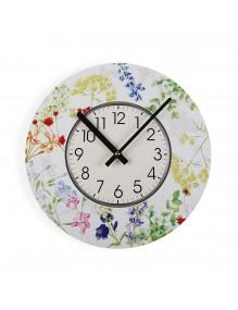 "Wall clock with a diameter of 29 cm, model ""Brasil"""