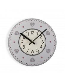 """Reloj de pared de 29 cm de diámetro modelo """"Love"""""""