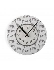 "Wall clock with a diameter of 29 cm, model ""Kenia"""