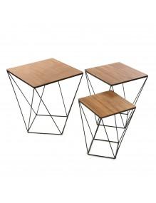 """Side Table, model """"Triple"""""""
