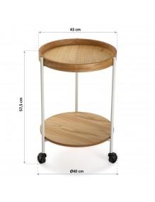 "Side Table, model ""Service"""