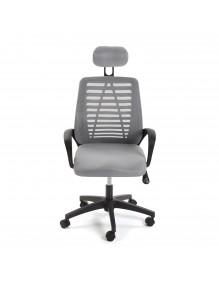 """Silla de oficina regulable en altura en color gray, modelo """"ECOPLUS"""""""