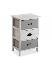 Furniture for your bathroom with 3 drawers
