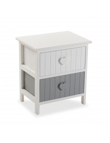 """Furniture for your bathroom with 2 drawers, model """"Heart"""""""