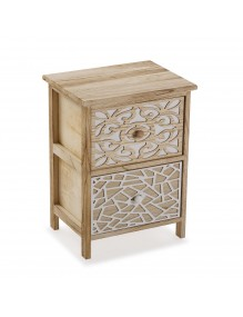 """Furniture for your bathroom with 2 drawers, model """"Luna"""""""
