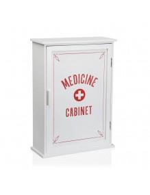 "Wooden medicine cabinet, model ""Cloud"""