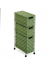 """Furniture for your bathroom with 3 drawers, model """"Vert"""""""