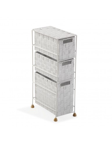 """Furniture for your bathroom with 3 drawers, model """"Blanc"""""""