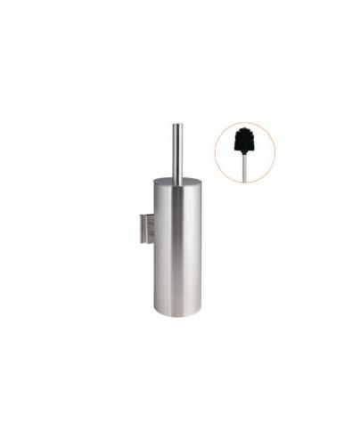 """Wall toilet brush holder, model """"Stainless steel"""""""