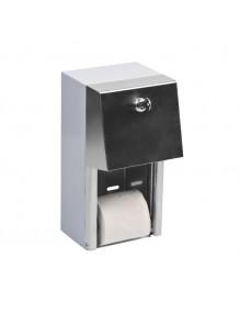 """Household toilet paper dispenser, model """"Stainless steel"""""""